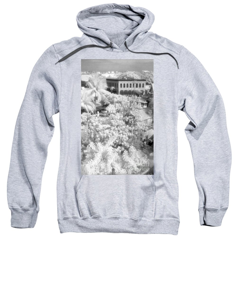 Key West Sweatshirt featuring the photograph Another View by Richard Rizzo