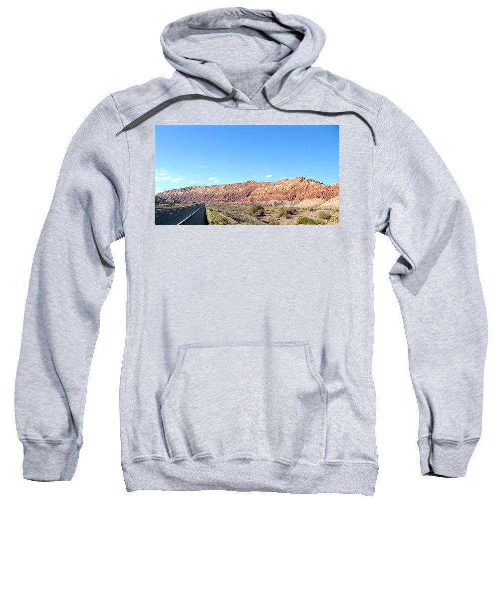 Arizona Sweatshirt featuring the photograph Arizona 17 by Will Borden