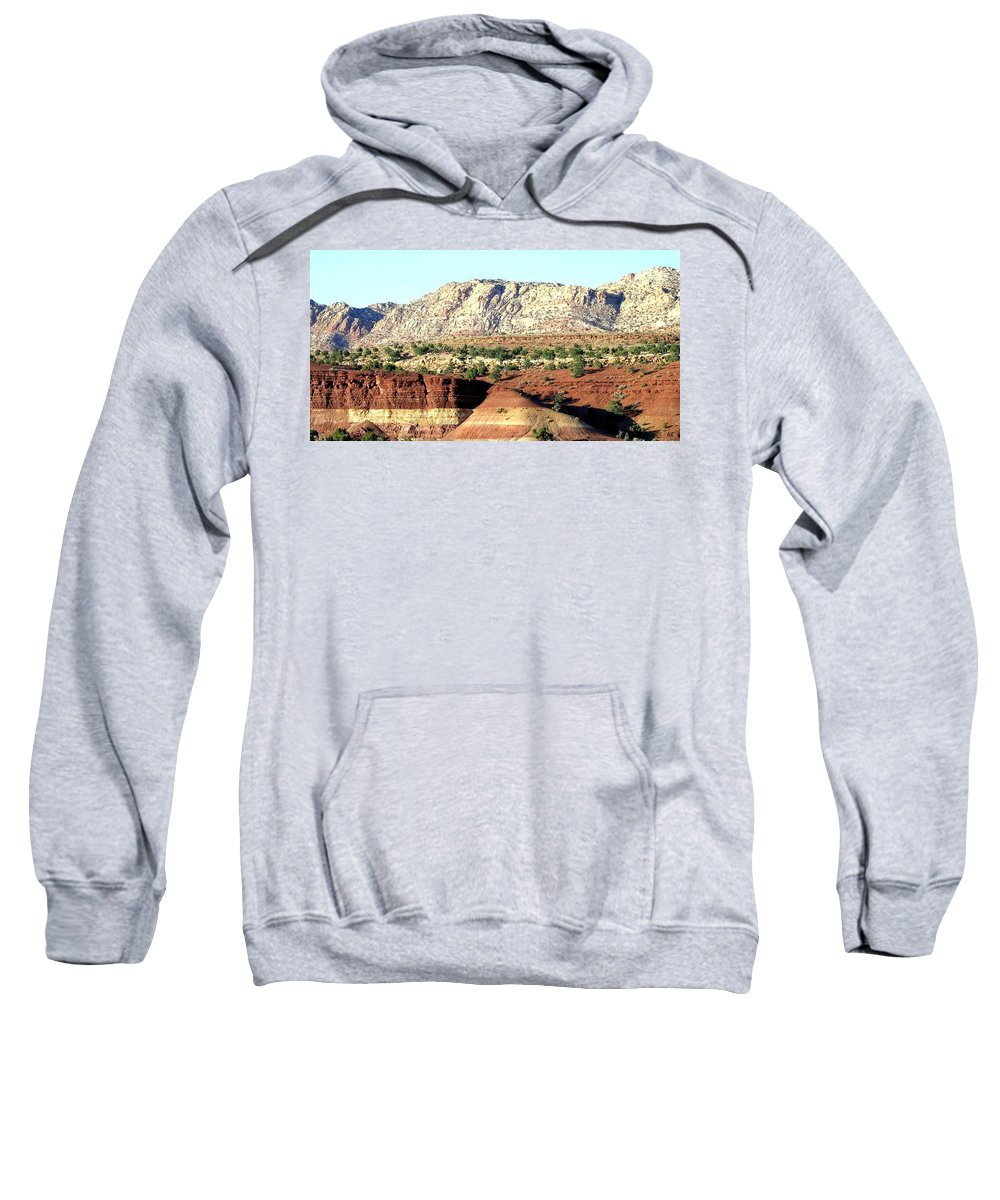 Arizona Sweatshirt featuring the photograph Arizona 18 by Will Borden