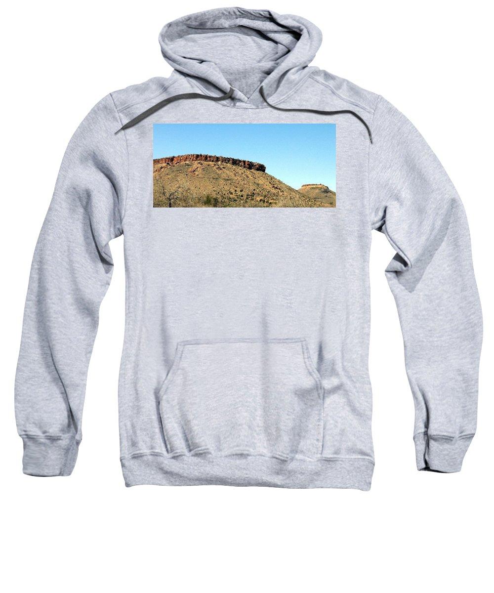 Arizona Sweatshirt featuring the photograph Arizona 2 by Will Borden