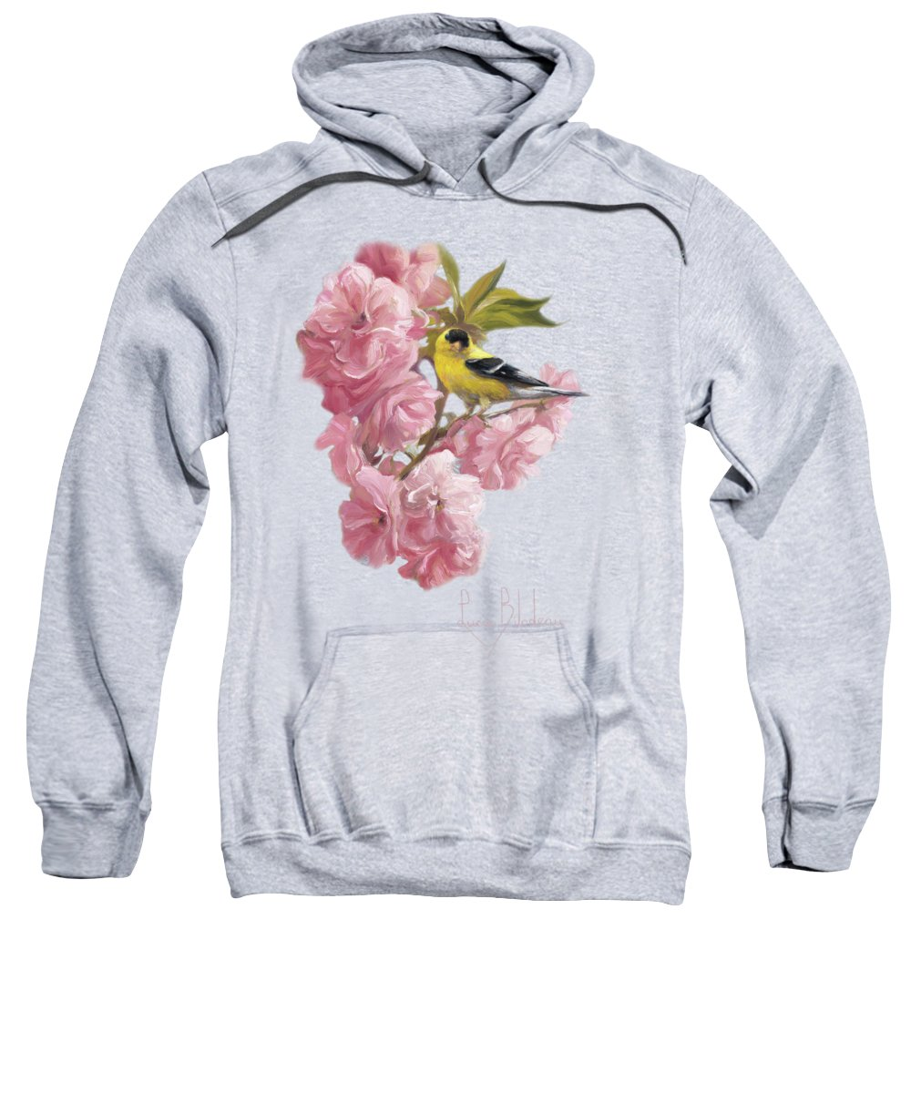 Spring Hooded Sweatshirts T-Shirts