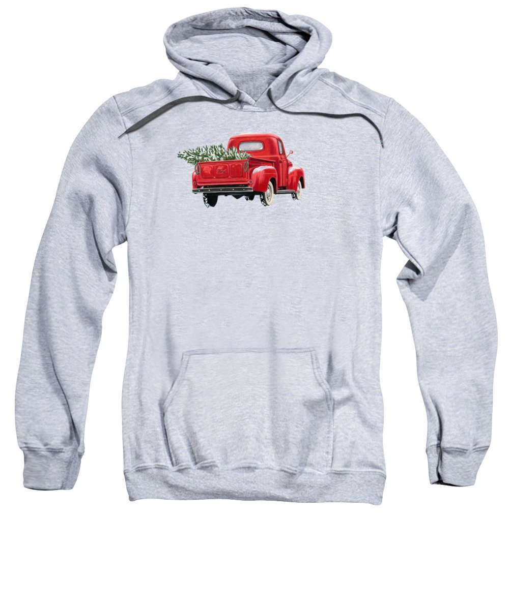Truck Hooded Sweatshirts T-Shirts