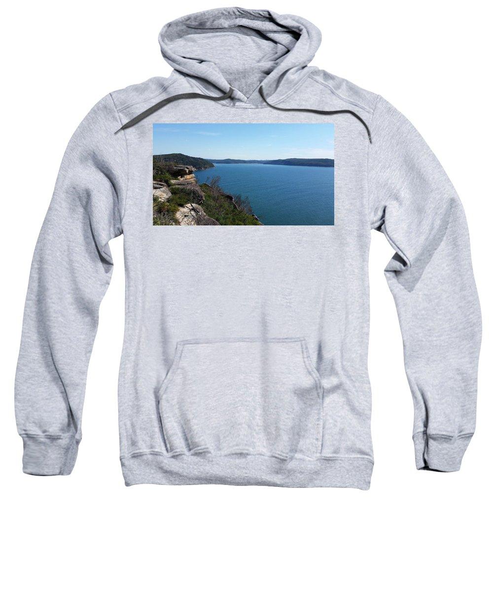 Australia Sweatshirt featuring the photograph Australia - Broken Bay by Jeffrey Shaw