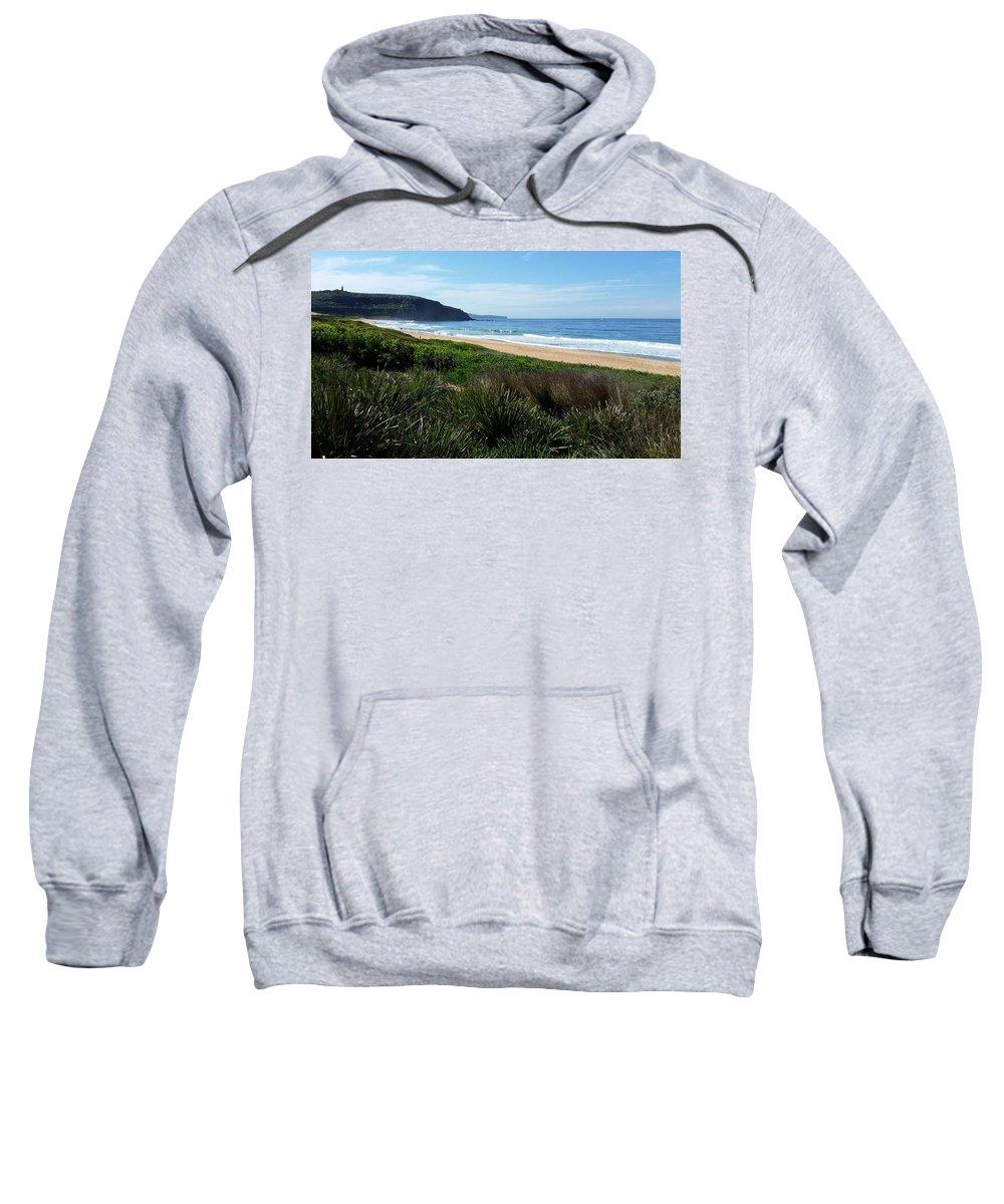 Australia Sweatshirt featuring the photograph Australia - Runaway To Palm Beach by Jeffrey Shaw
