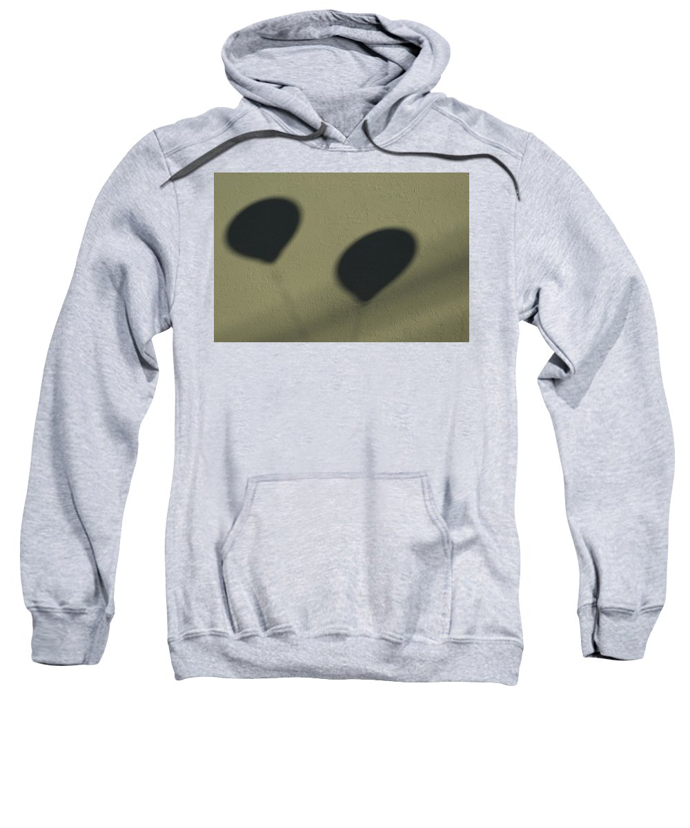 Shadow Sweatshirt featuring the photograph Balloons by Sara Stevenson