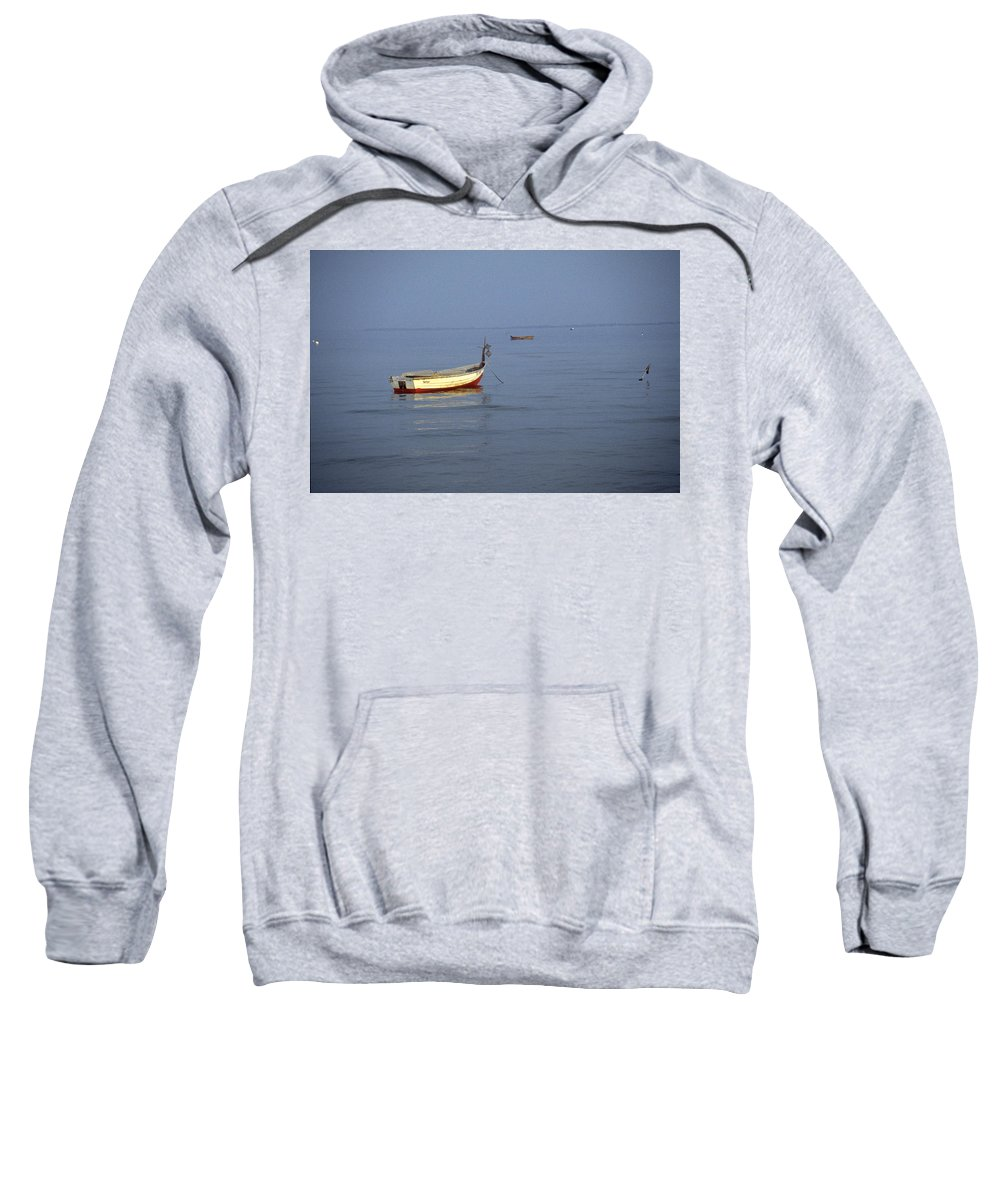Baltic Sea Sweatshirt featuring the photograph Baltic Sea by Flavia Westerwelle