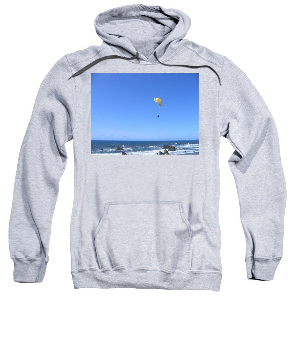 Bandon Sweatshirt featuring the photograph Bandon 10 by Will Borden