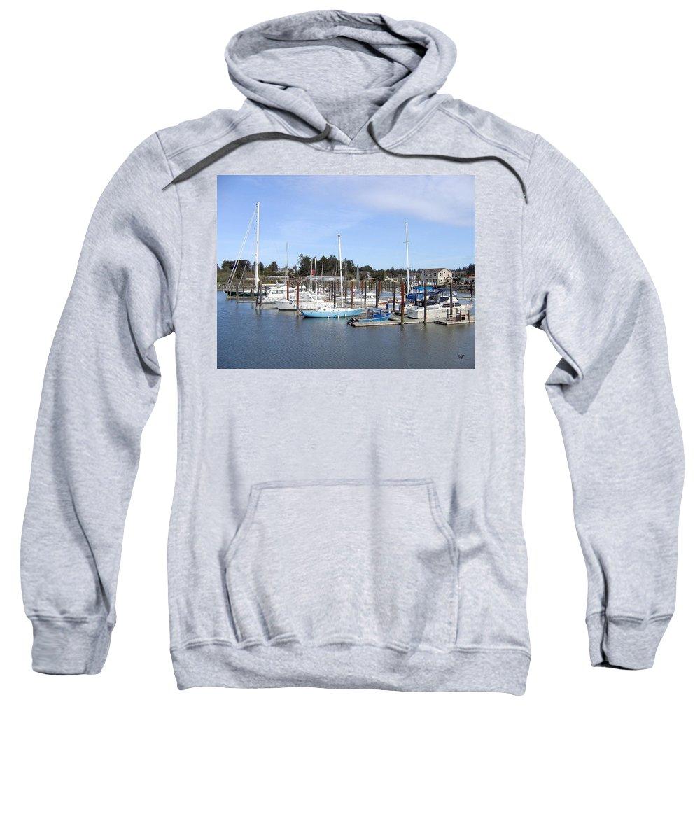 Bandon Sweatshirt featuring the photograph Bandon 19 by Will Borden