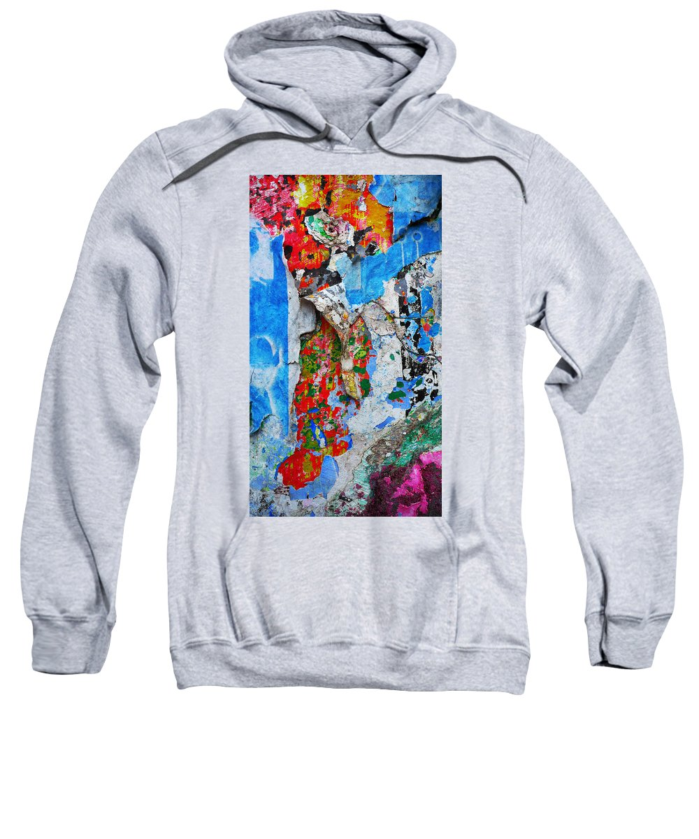 Skip Hunt Sweatshirt featuring the photograph Beautiful Loser by Skip Hunt