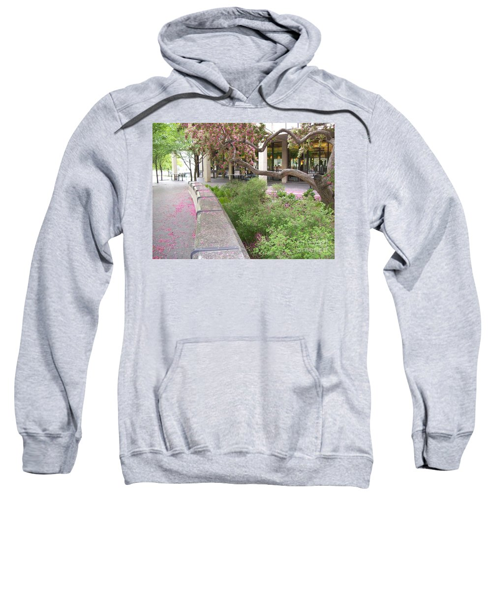 Nature Sweatshirt featuring the photograph Beauty In Spring by Mary Mikawoz