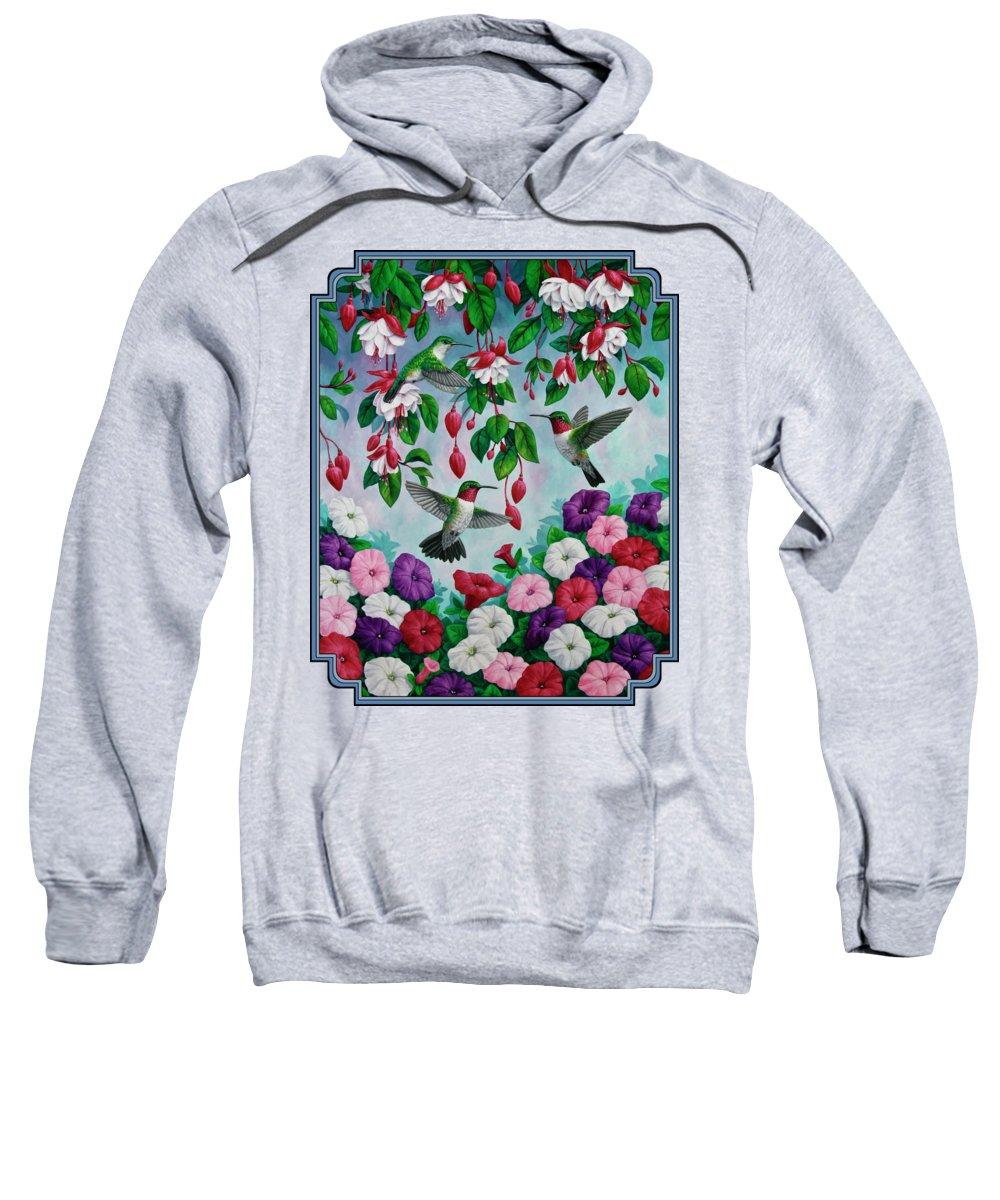 Hummingbirds Sweatshirts