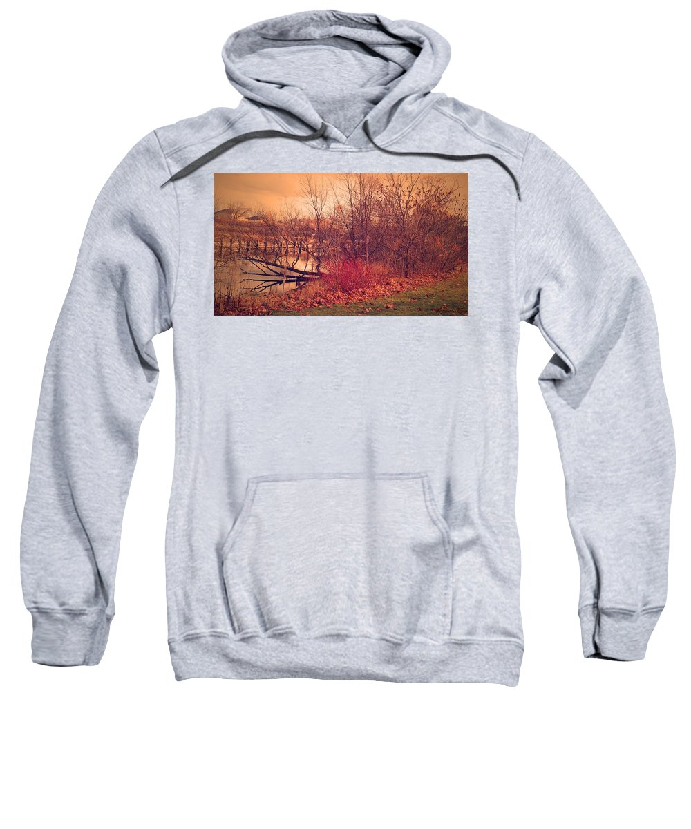 Landscape Sweatshirt featuring the photograph Bloomings by Summon Agha