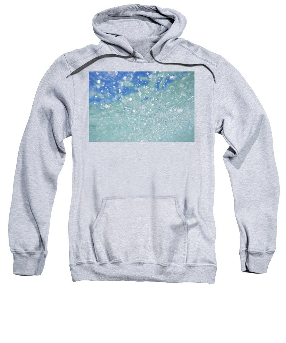 Sweatshirt featuring the photograph Bondi Beach by Chris Lane