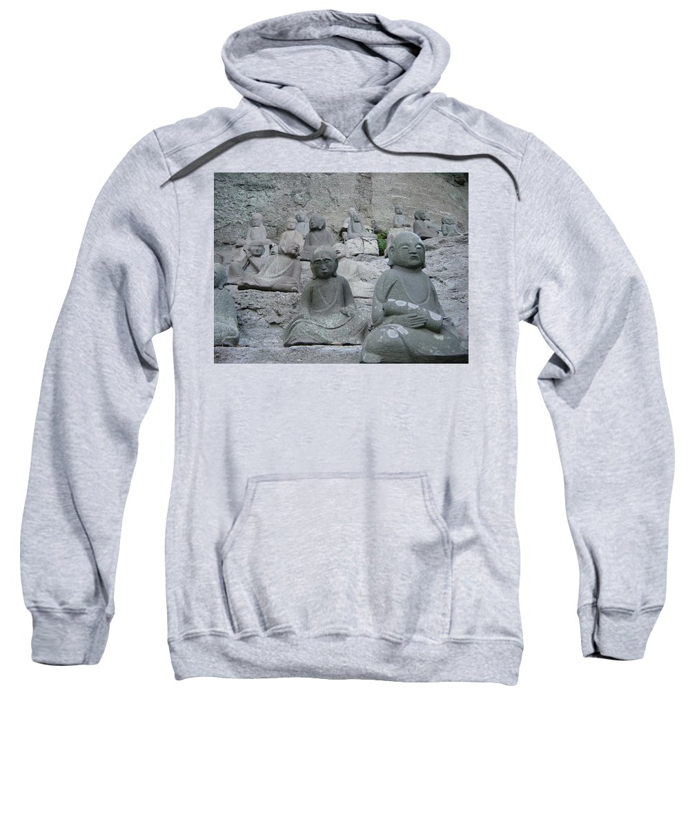 Laughter Sweatshirt featuring the photograph Breaking Character by D Turner