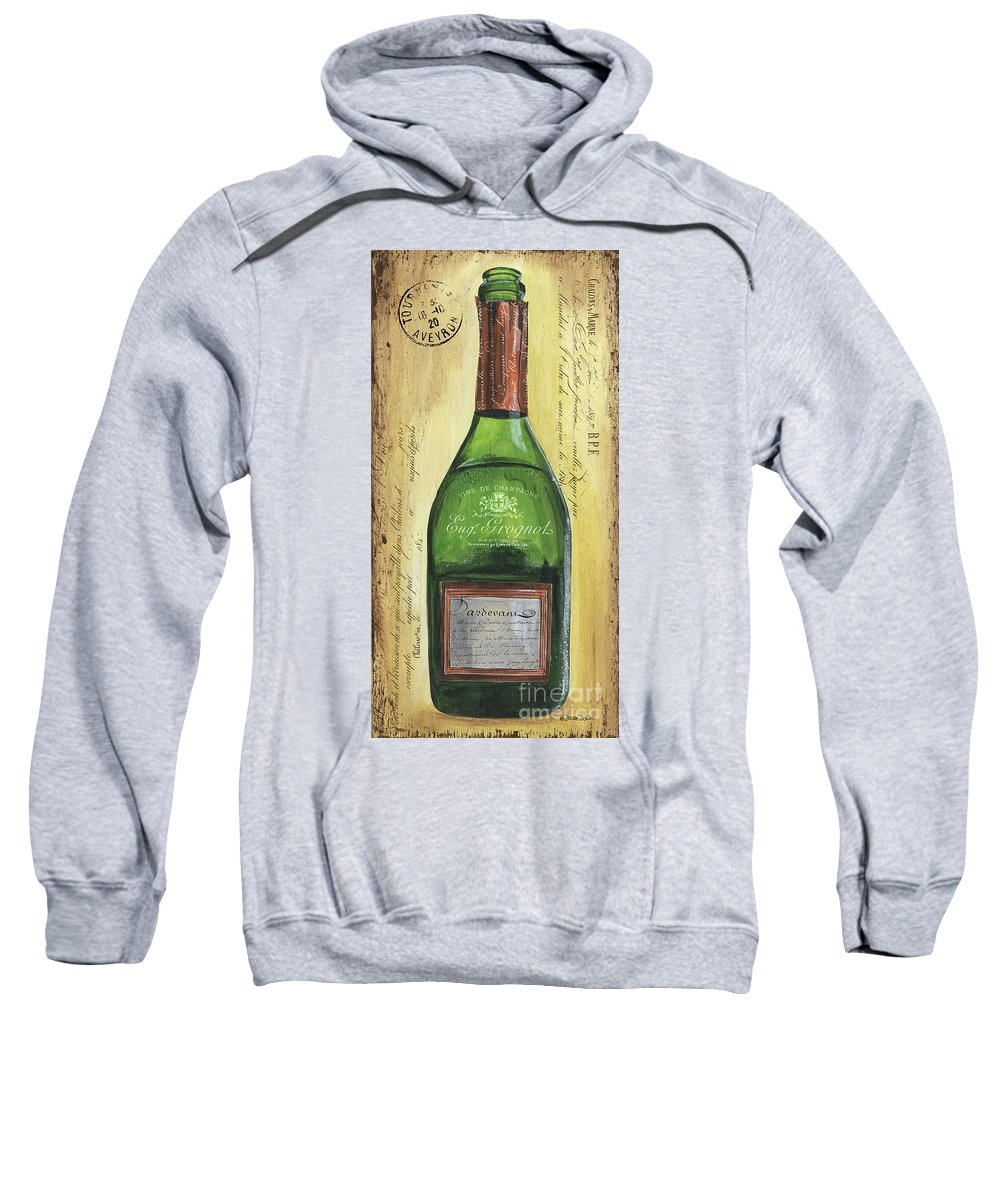 Champagne Sweatshirts