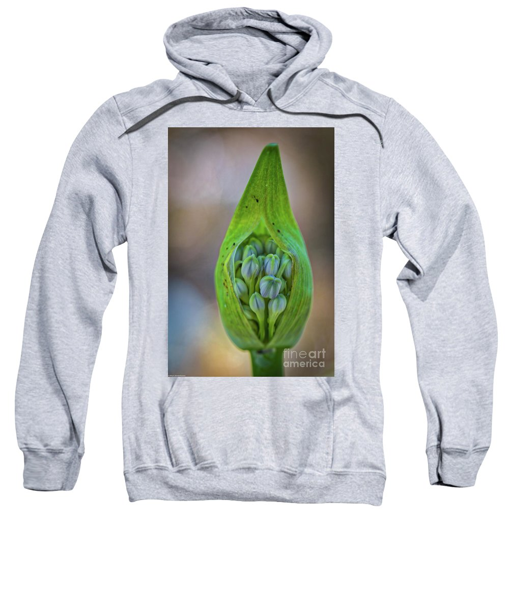Bustin' Out Sweatshirt featuring the photograph Bustin' Out by Mitch Shindelbower