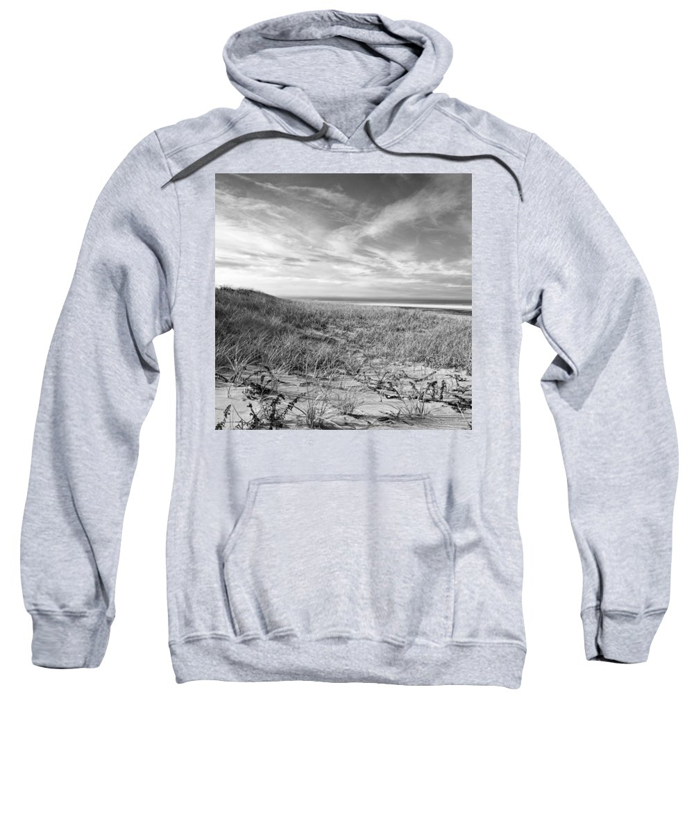 Sand Sweatshirt featuring the photograph Bw10 by Charles Harden