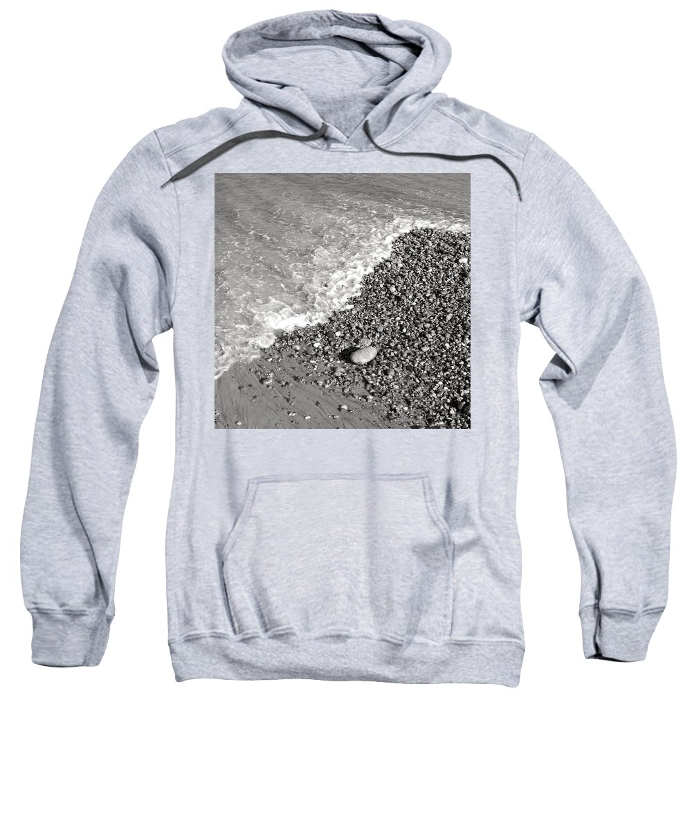 Sand Sweatshirt featuring the photograph Bw2 by Charles Harden
