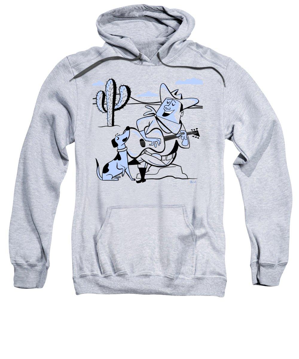 Song Dog Hooded Sweatshirts T-Shirts