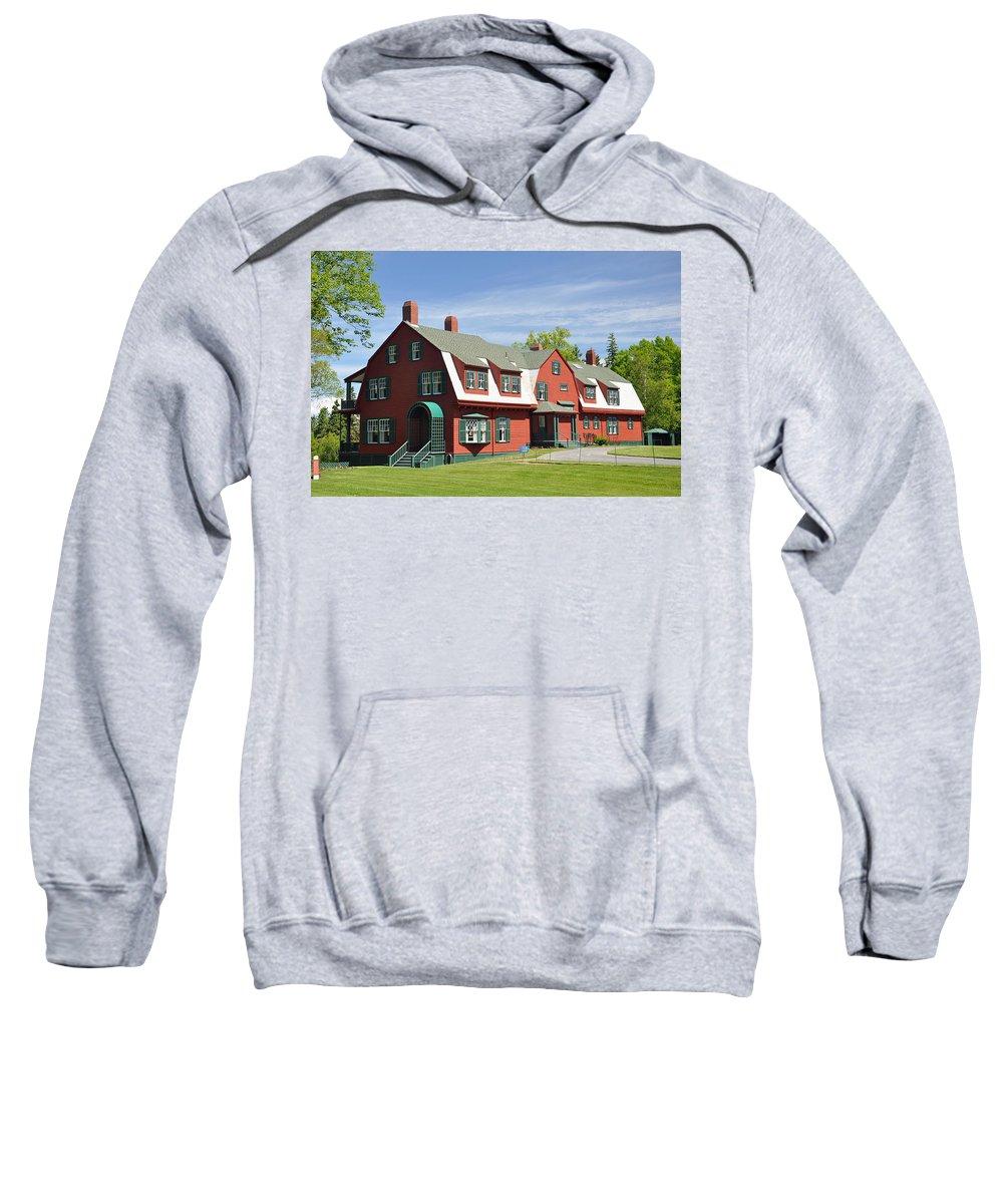 Campobello Island Sweatshirt featuring the photograph Campobello Island by Glenn Gordon