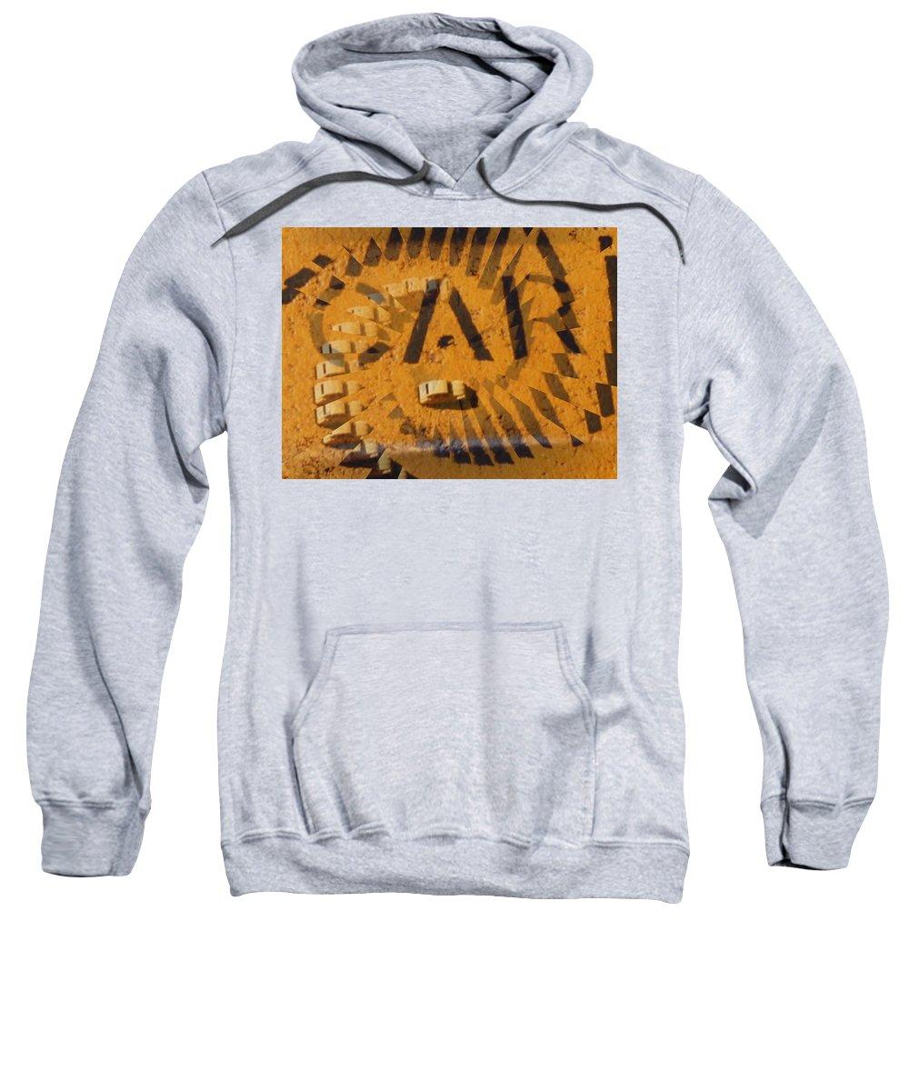 Car Sweatshirt featuring the digital art Car by Tim Allen