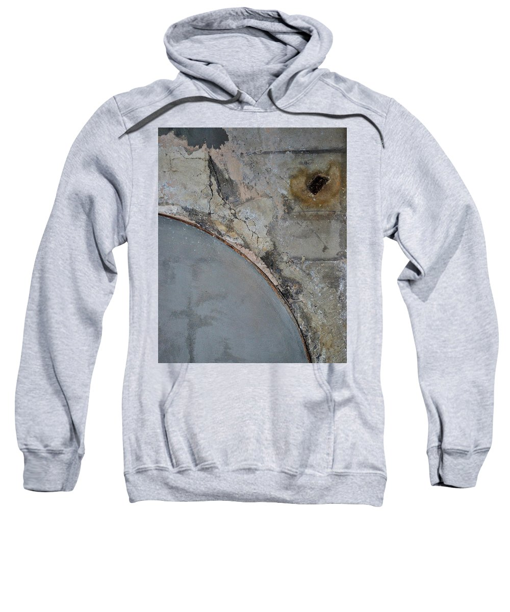 Architecture Sweatshirt featuring the photograph Carlton 5 by Tim Nyberg