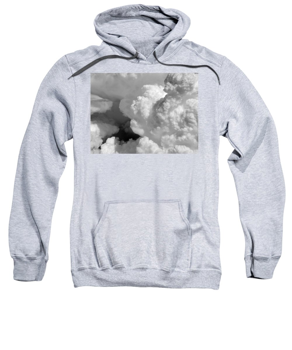 Cloud Art Sweatshirt featuring the photograph Cb1.38 by Strato ThreeSIXTYFive