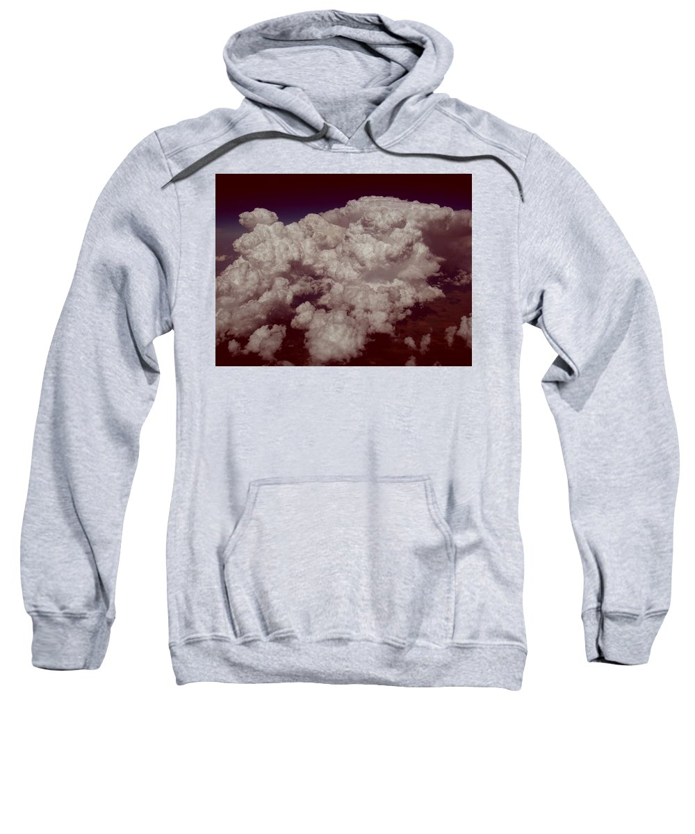 Sweatshirt featuring the photograph Cb1.7 by Strato ThreeSIXTYFive