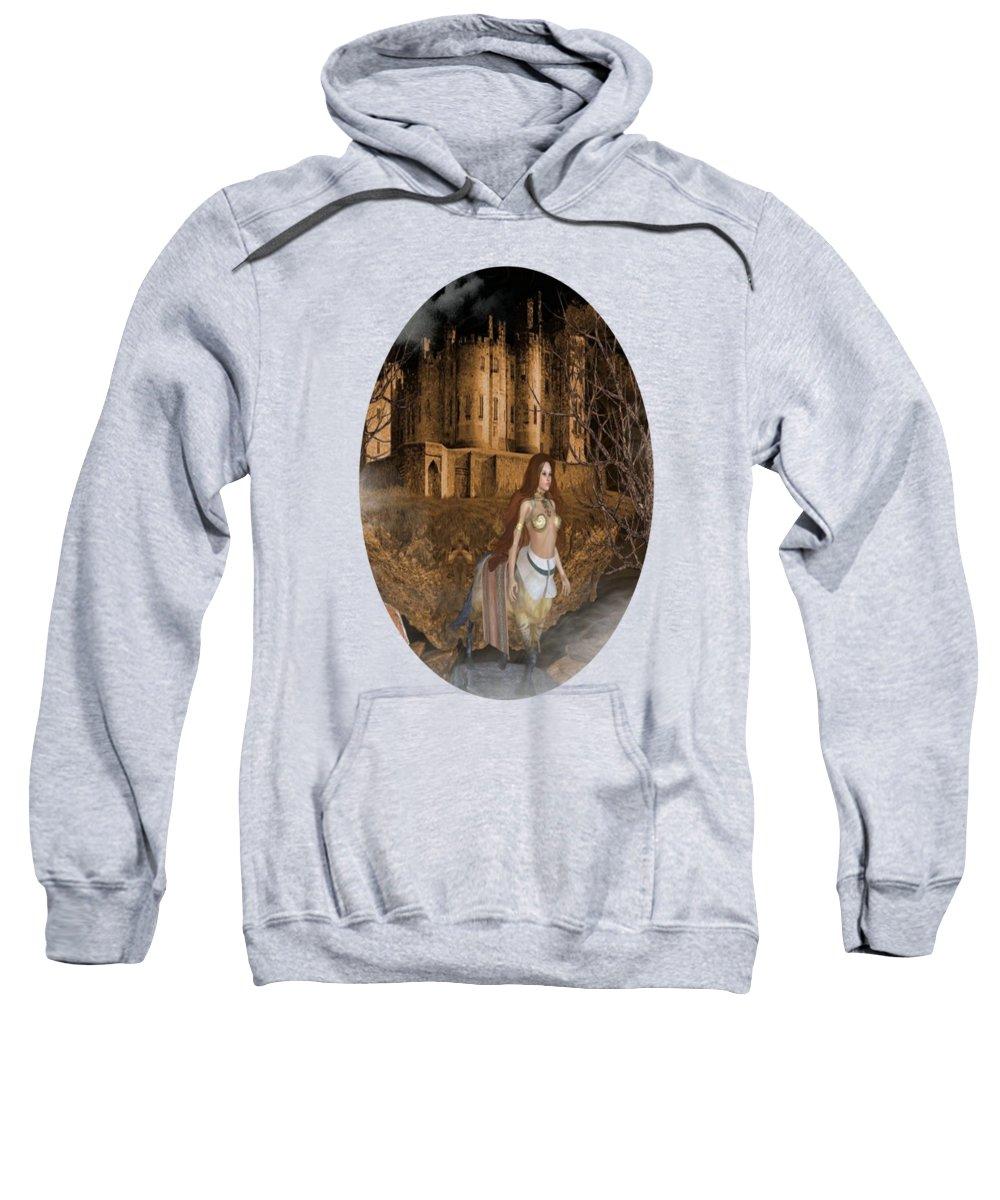 Centaur Hooded Sweatshirts T-Shirts