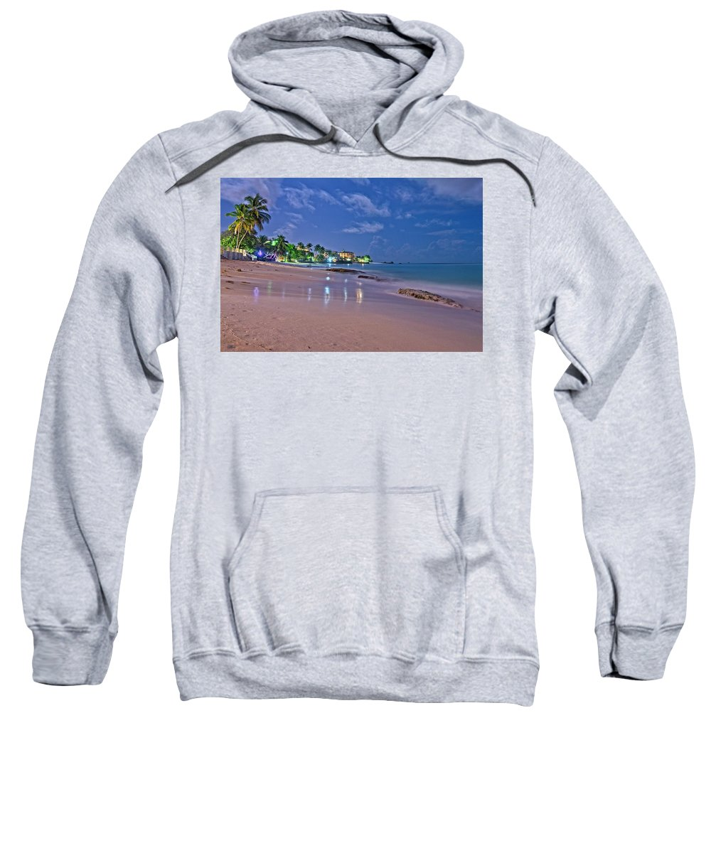 Garvin Sweatshirt featuring the photograph Christ Church Barbados by Garvin Hunter