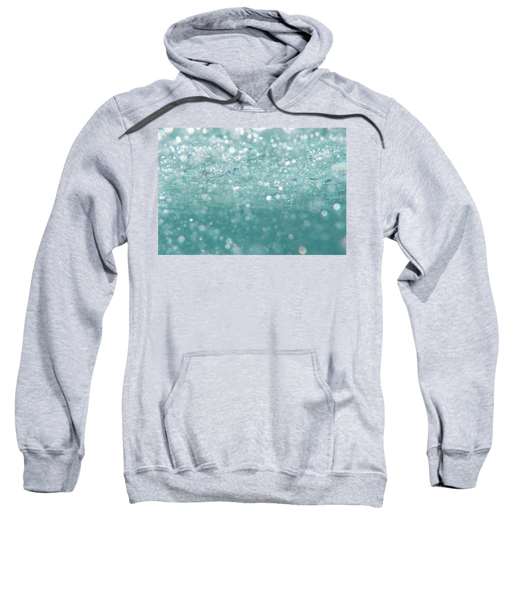 Sweatshirt featuring the photograph Clovelly Below by Chris Lane