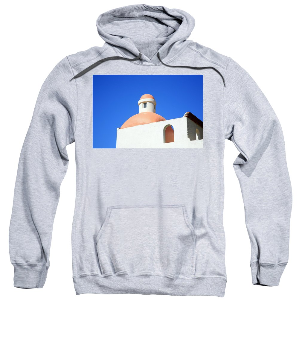Building Sweatshirt featuring the photograph Conejos by J R Seymour