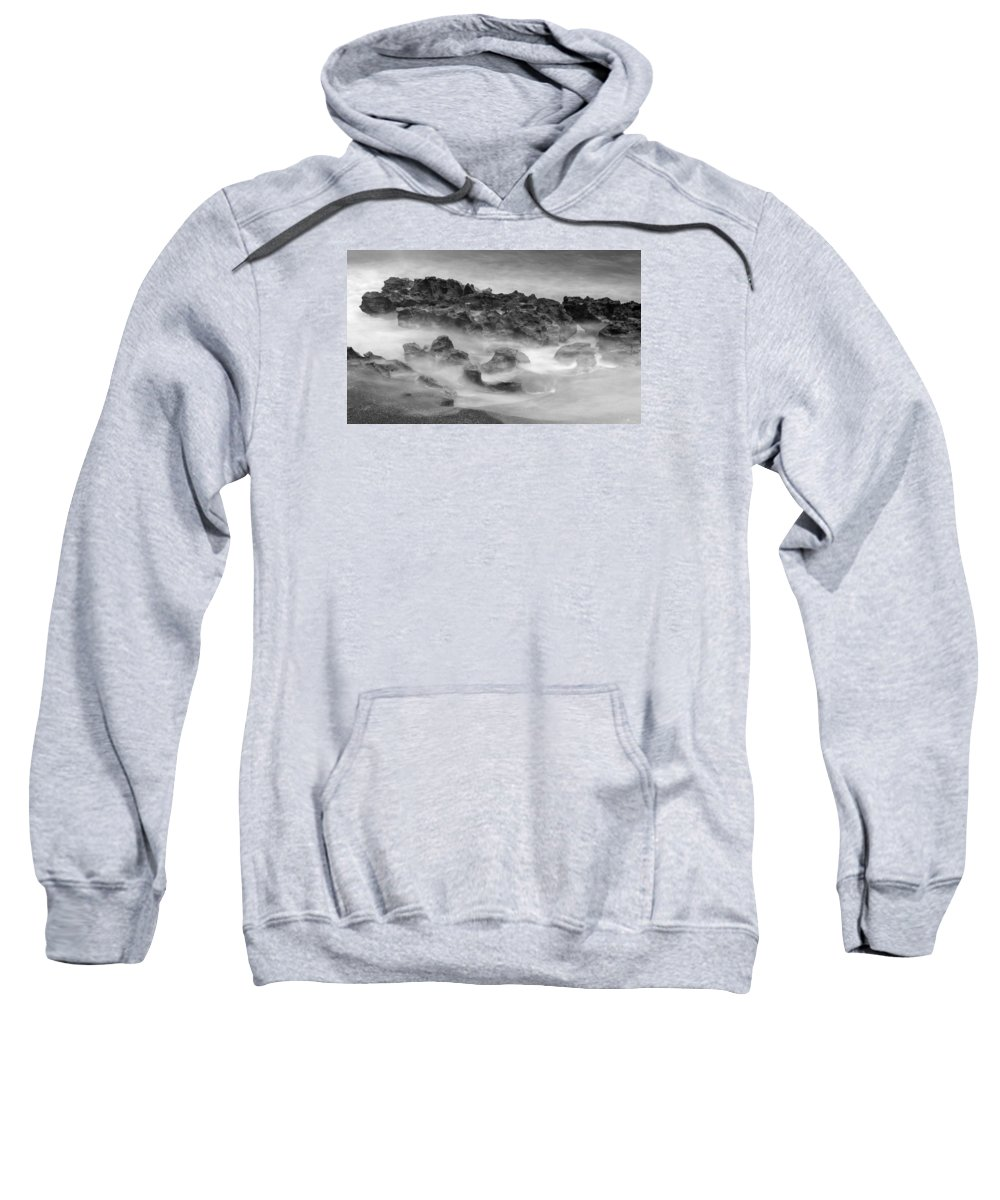 Coral Cove Sweatshirt featuring the photograph Coral Cove Park 0558 by Bob Neiman
