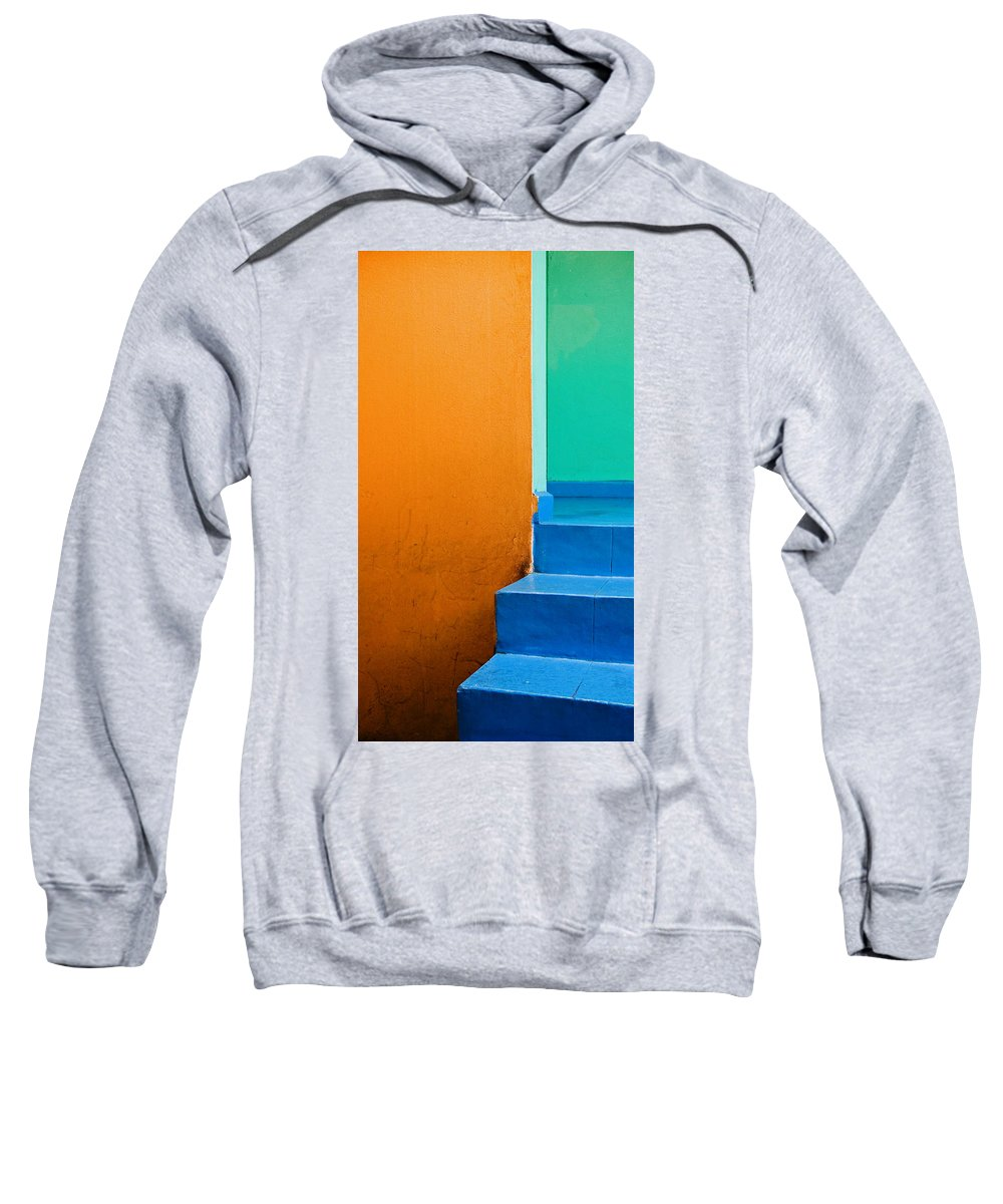 Oaxaca Sweatshirt featuring the photograph Creamsicle by Skip Hunt