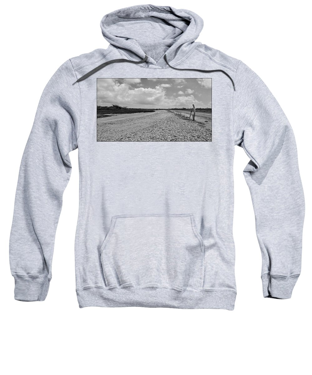 Desert Sweatshirt featuring the photograph Desertic Landscape by Galeria Trompiz