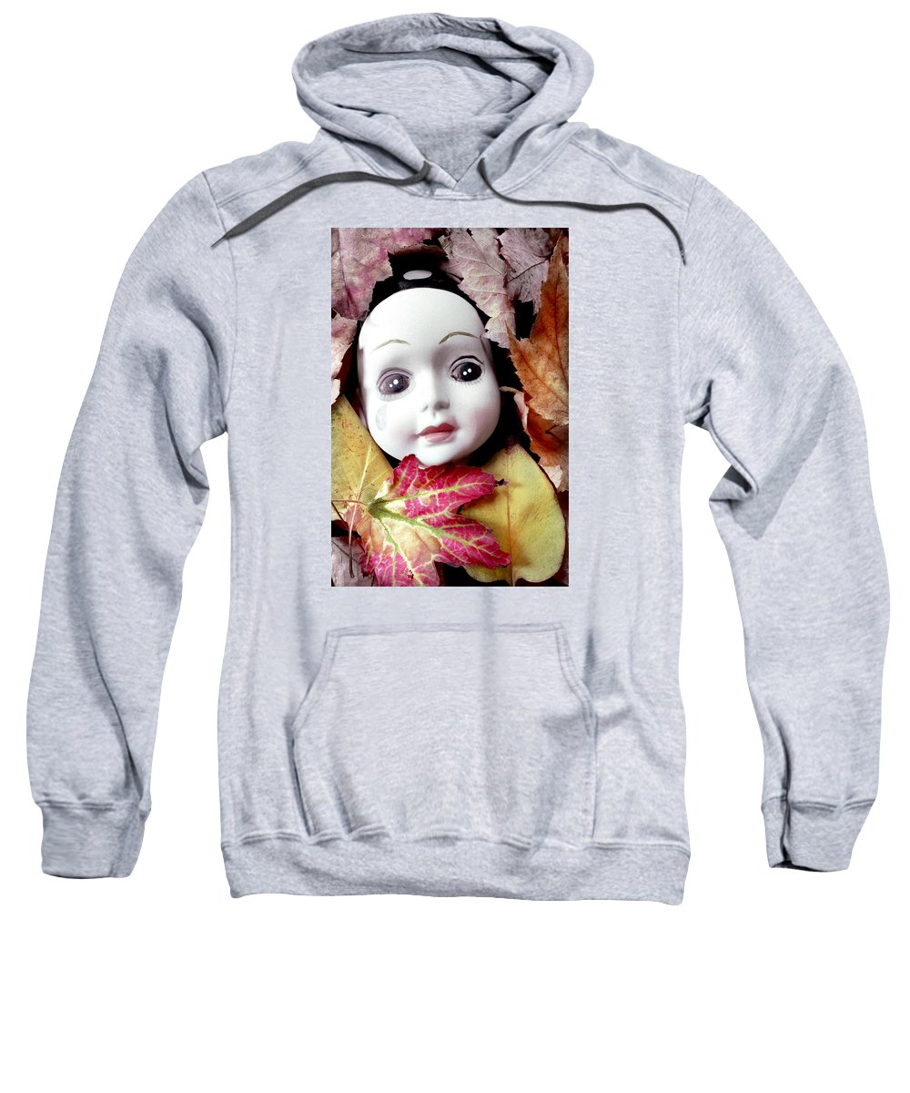 Doll Sweatshirt featuring the photograph Doll by Andre Giovina