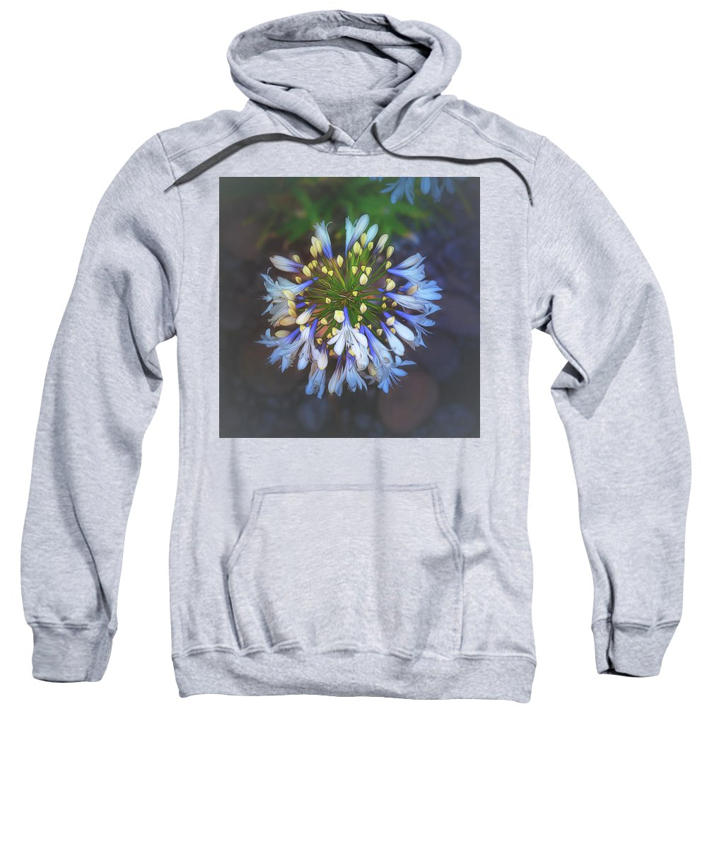 Art Sweatshirt featuring the photograph Dotted Light by Laura Macky