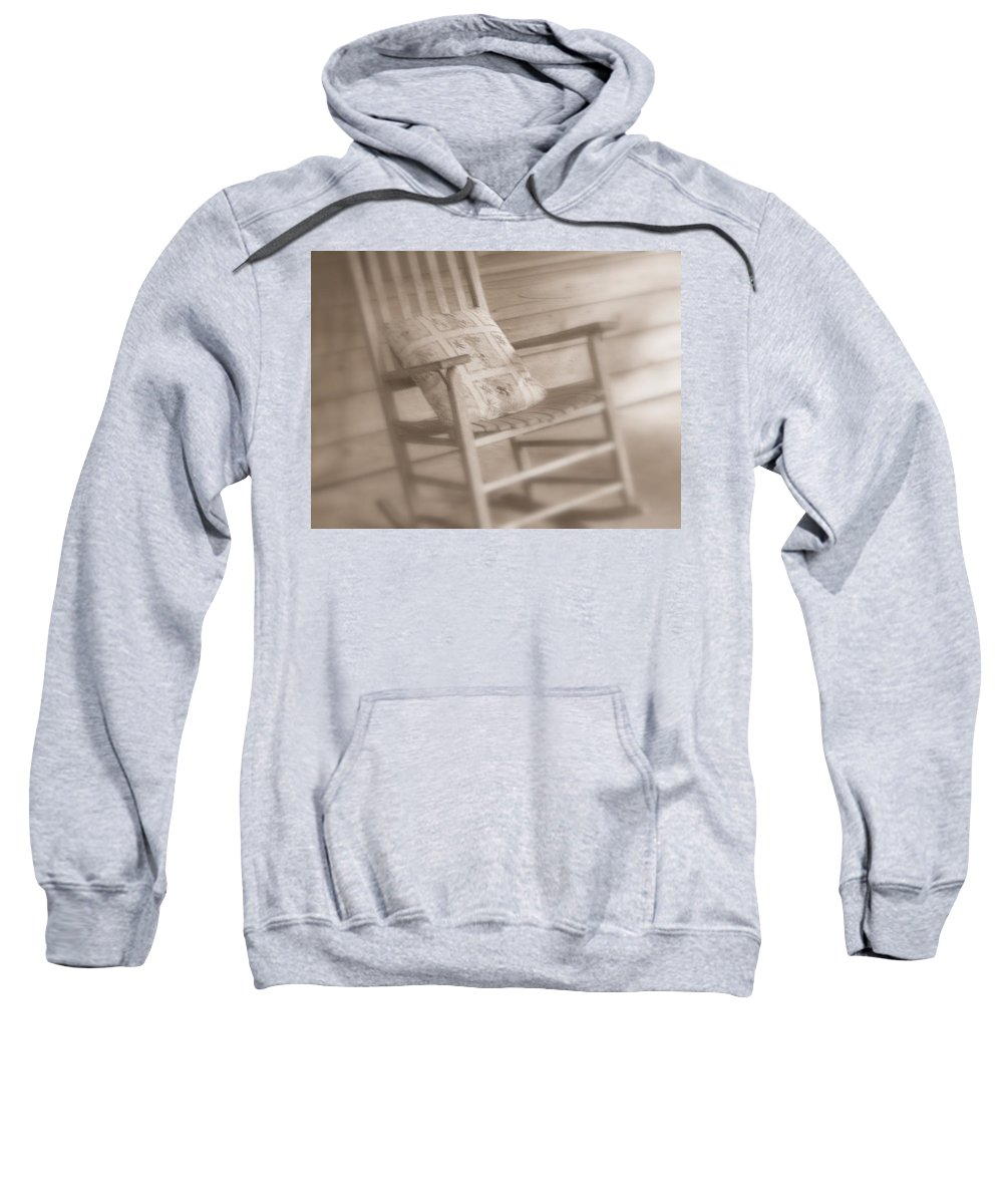 Chair Sweatshirt featuring the photograph Dream Time by Susanne Van Hulst