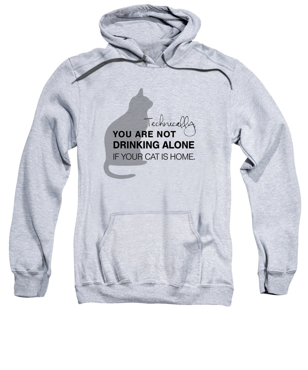 Cats Hooded Sweatshirts T-Shirts