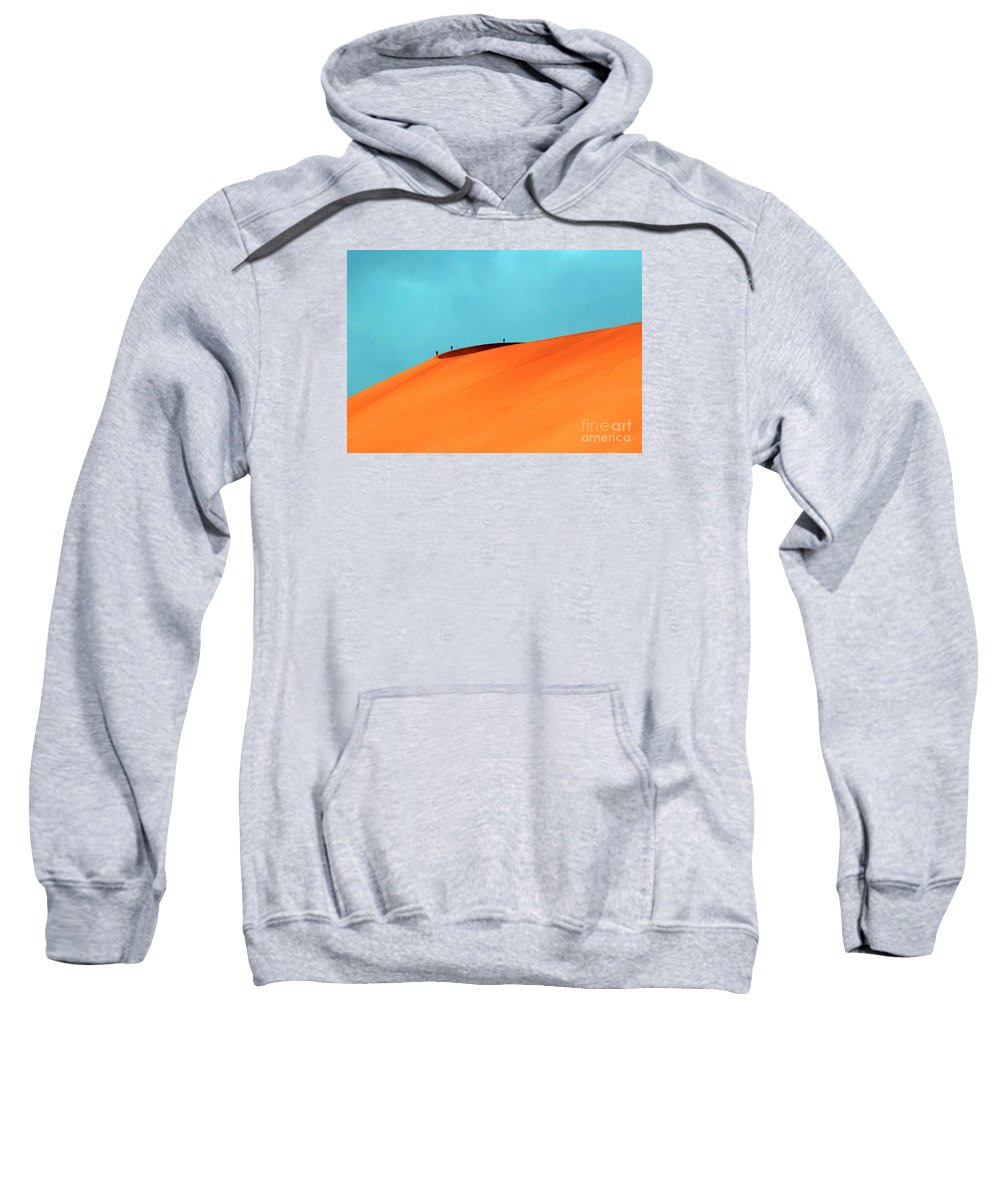 Africa Sweatshirt featuring the photograph Dune 45 by Rossano Ossi