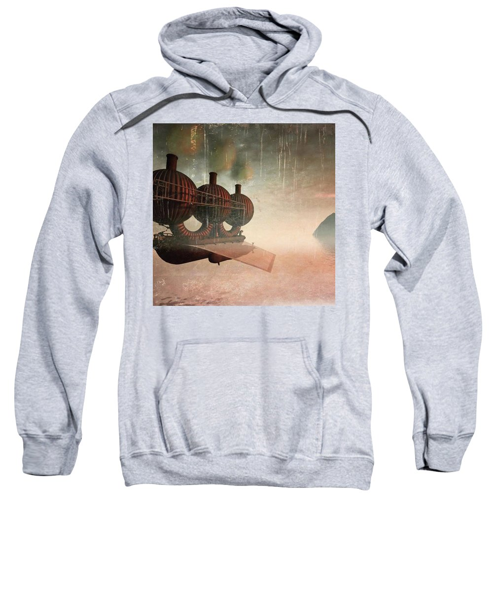 Steampunk Hooded Sweatshirts T-Shirts