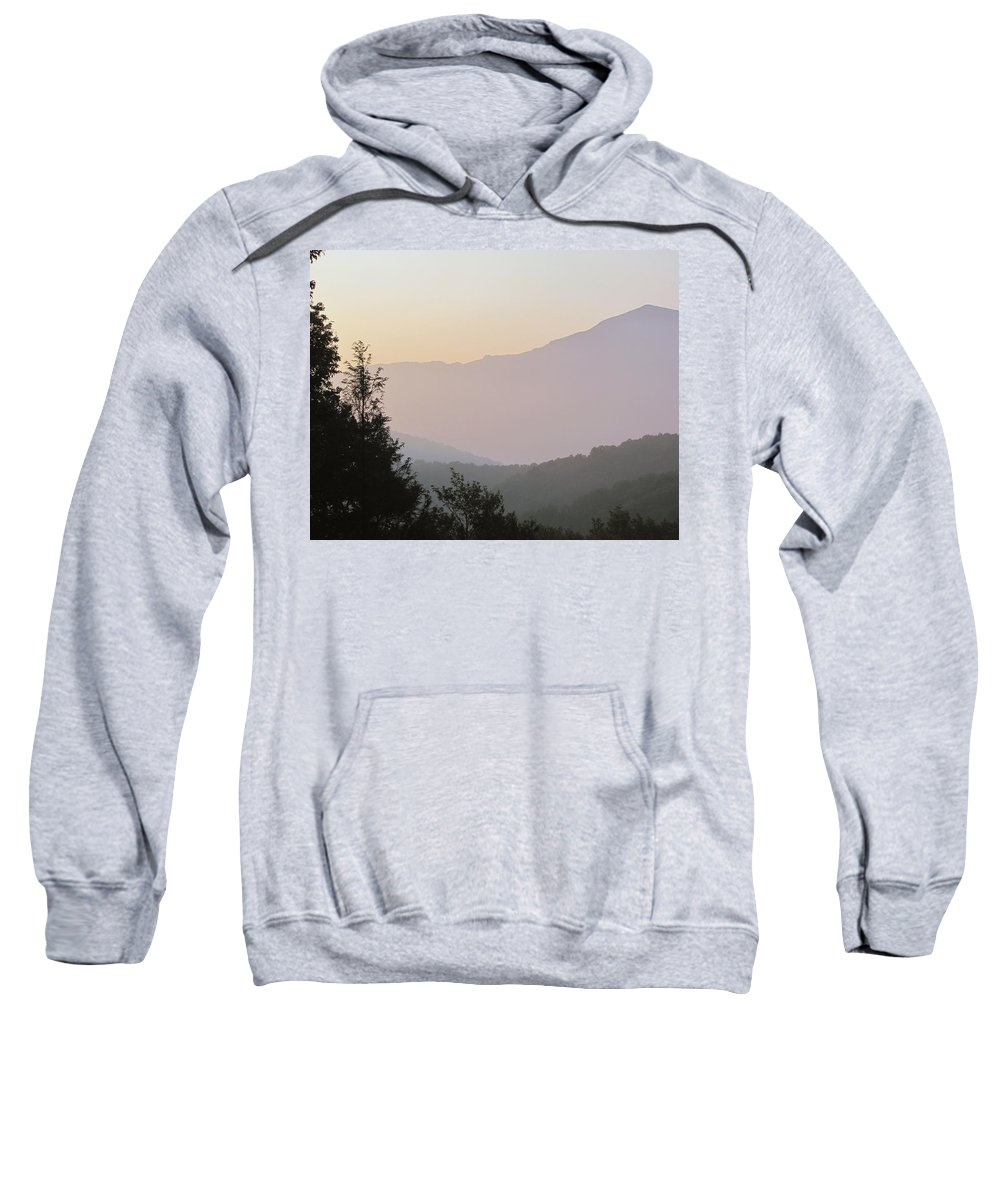 Dawn Sweatshirt featuring the photograph Early Morning by Gary Adkins