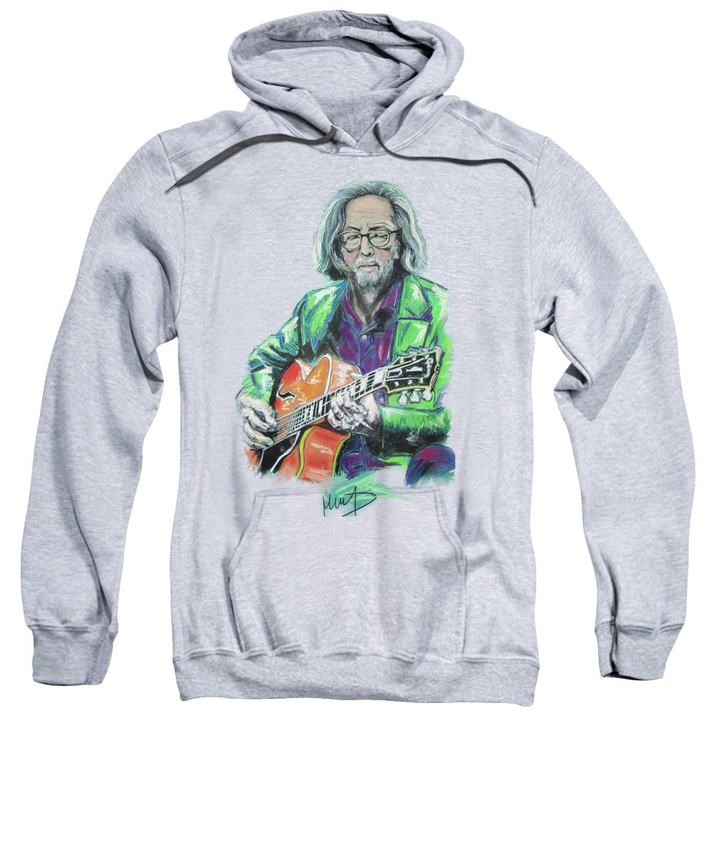 Eric Clapton Hooded Sweatshirts T-Shirts