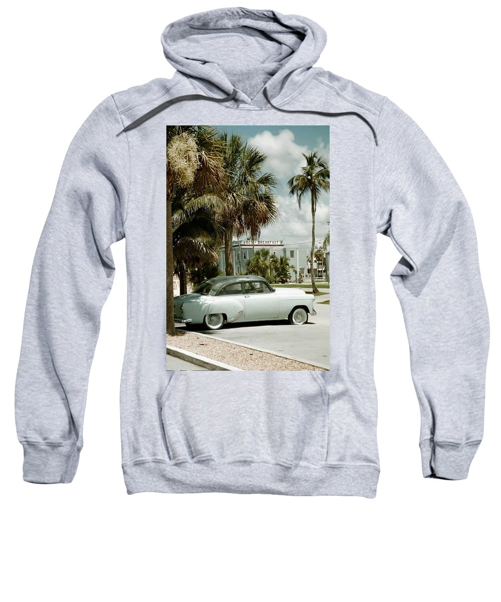 Everglade City Sweatshirt featuring the photograph Everglade City I by Flavia Westerwelle