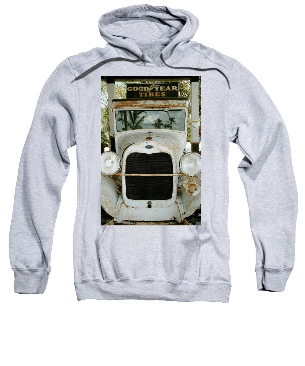 Everglade City Sweatshirt featuring the photograph Everglade City IIi by Flavia Westerwelle