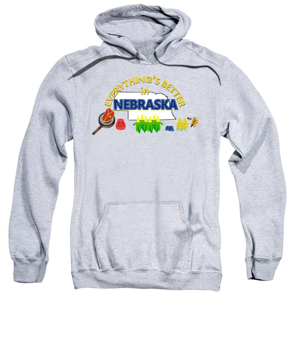 Meadowlark Hooded Sweatshirts T-Shirts