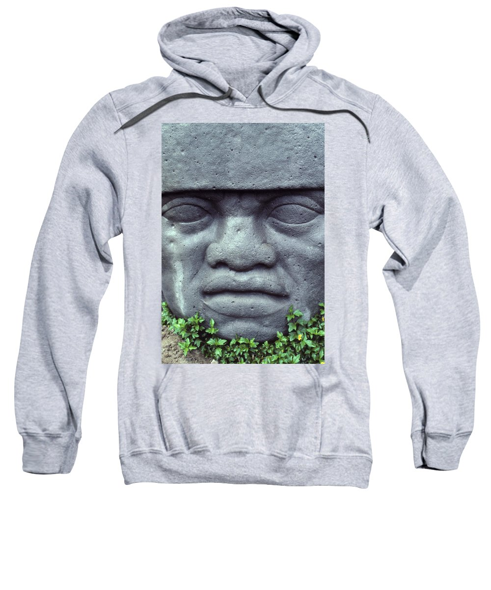 Bali Sweatshirt featuring the photograph Face On Bali by Jerry McElroy