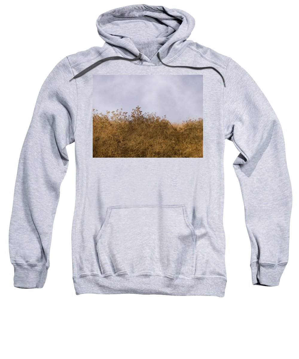 Landscape Sweatshirt featuring the photograph Fairmont Ridge by Karen W Meyer
