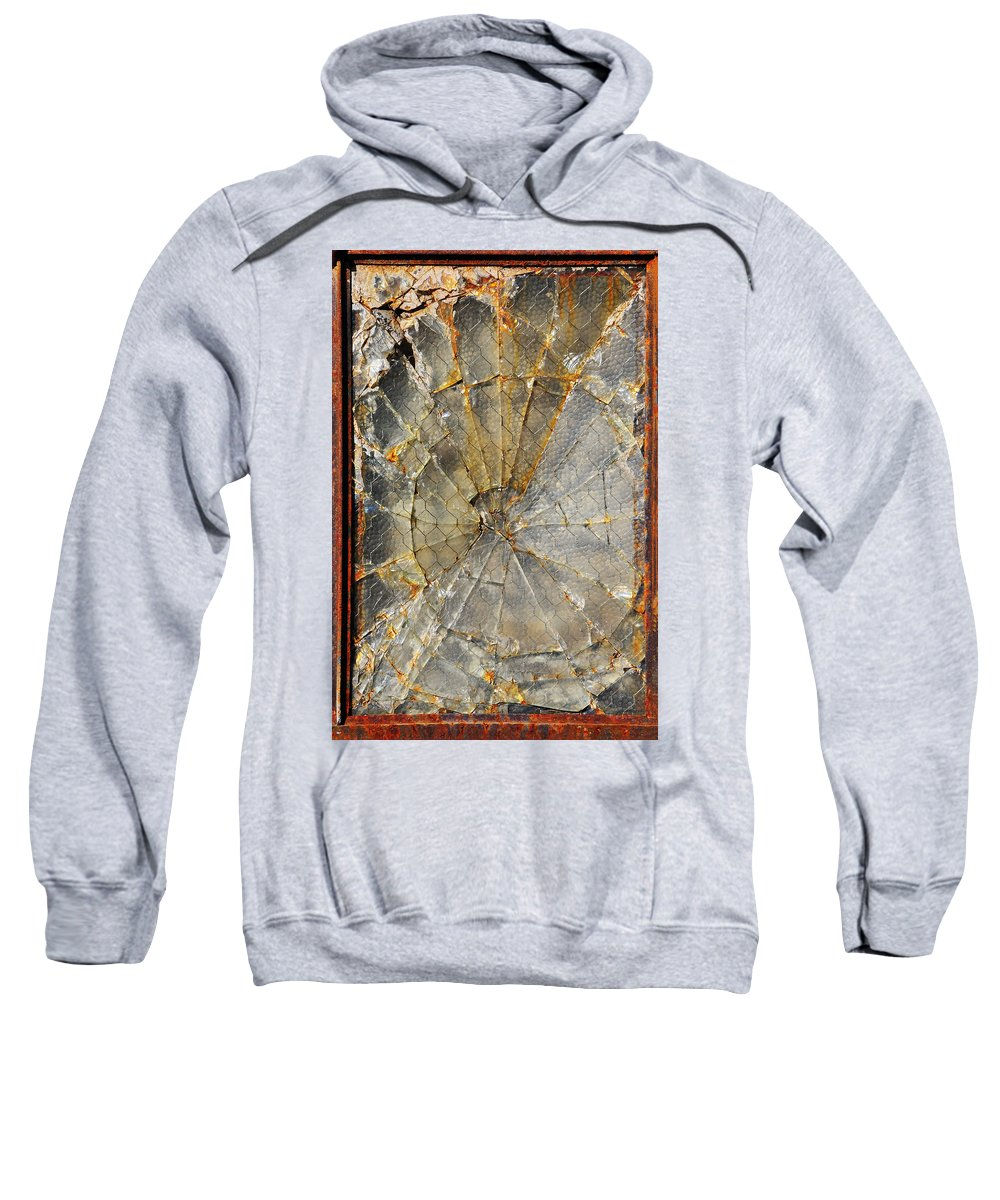 Fibonaccis Muse Sweatshirt featuring the photograph Fibonaccis Muse by Skip Hunt