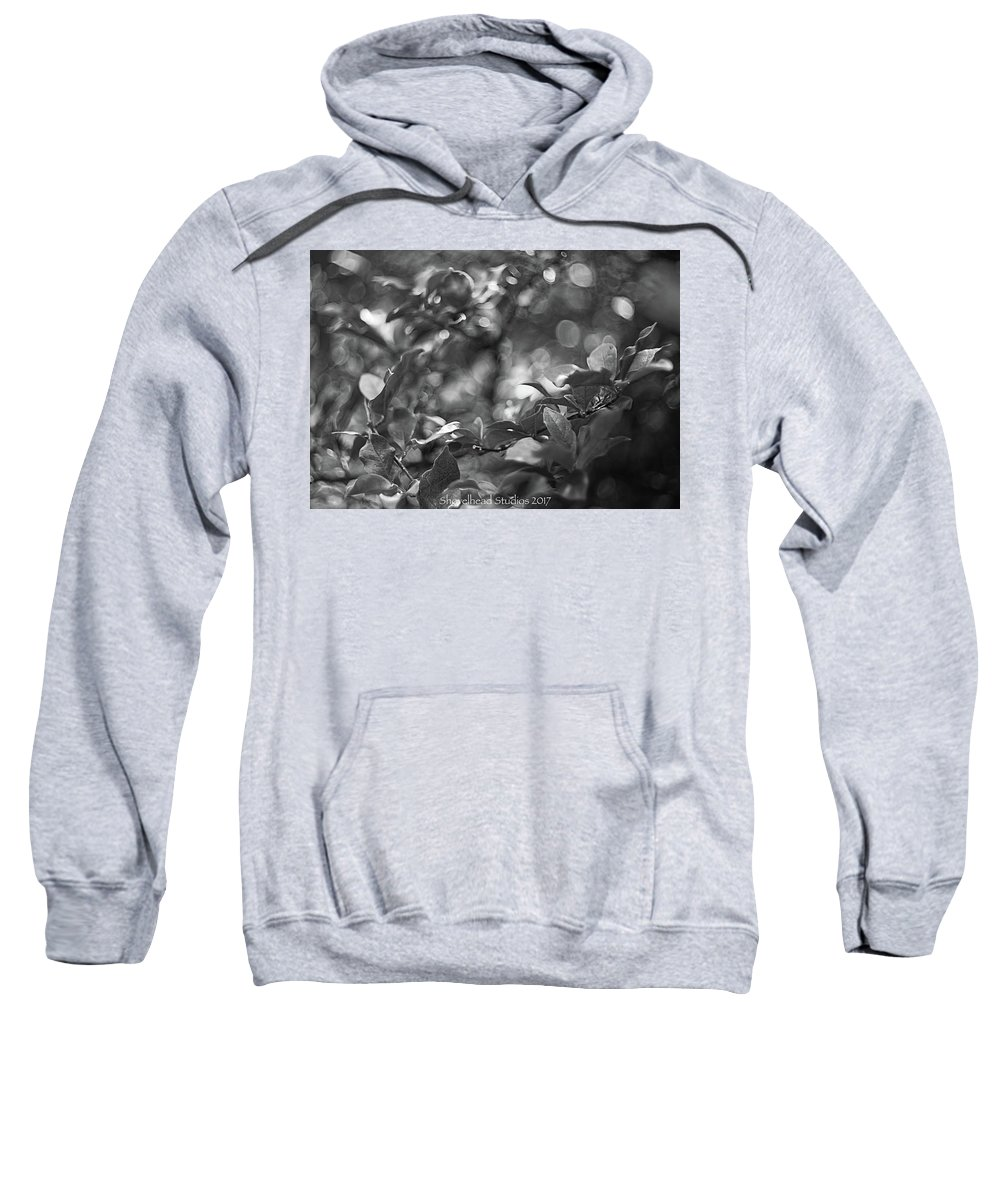 Flowers Sweatshirt featuring the photograph Flowers by Gary Brown
